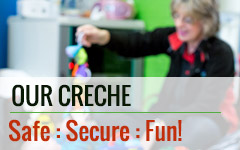 See creche images in the gallery
